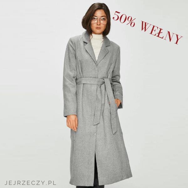 Długi wełniany płaszcz damski   Fashion, Robe