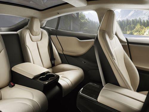 Cool Tesla 2017 Model 3 Interior 1