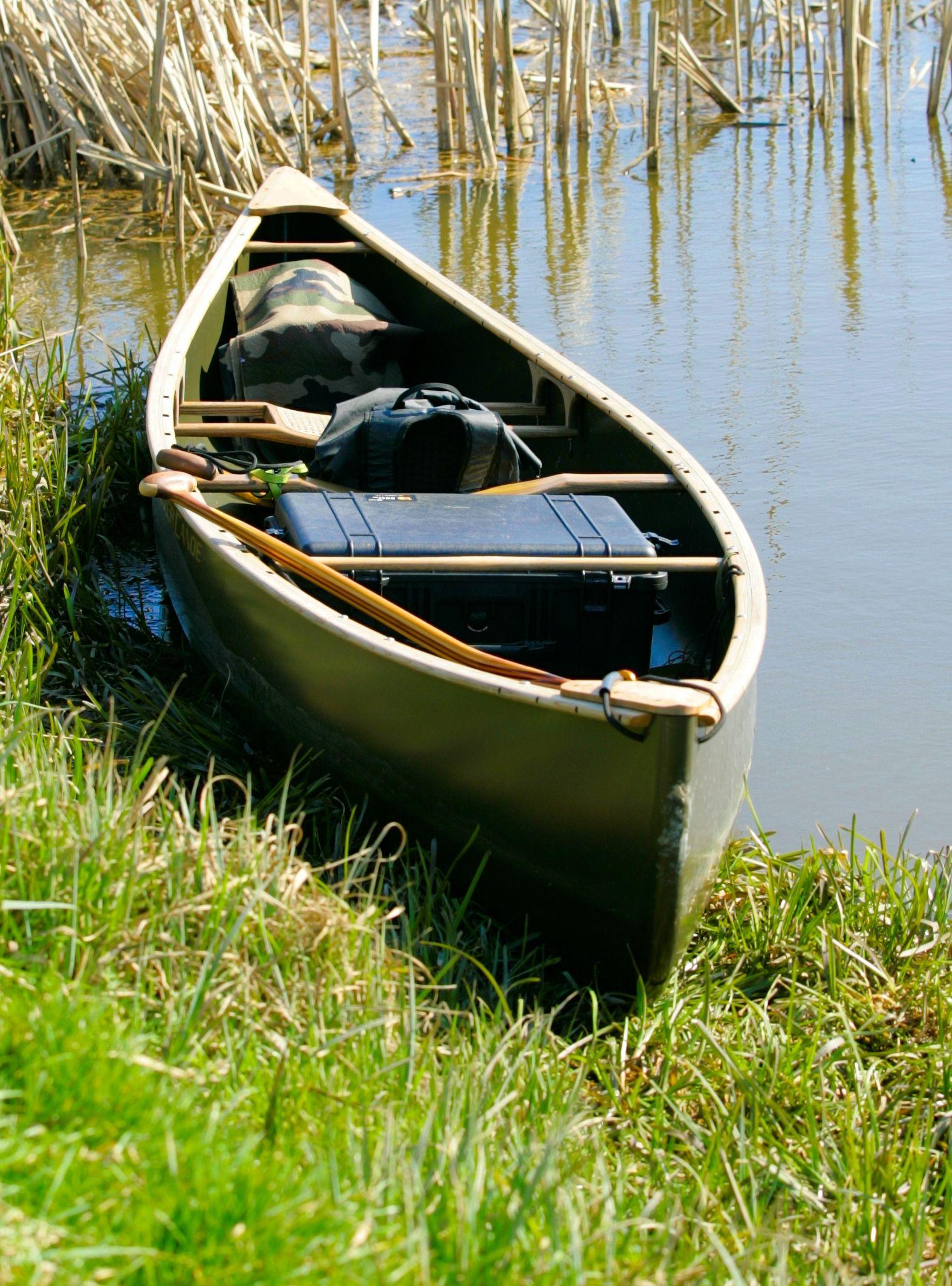 Mad River Canoe Duck Hunter 16 Edition Sporting Canoe
