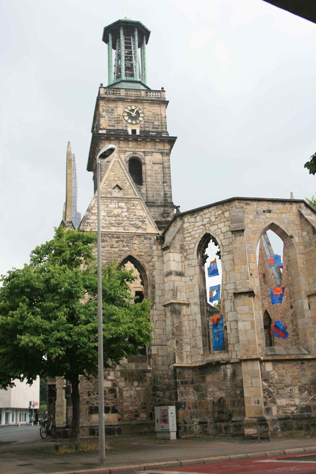 Kirche am Aegidientorplatz in #Hannover