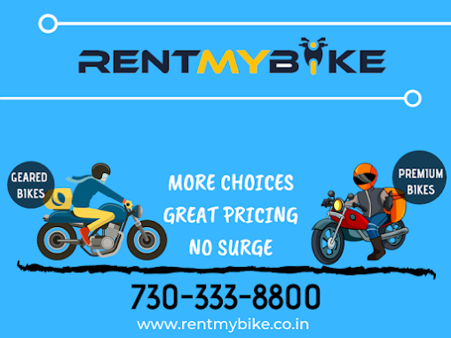 We Recommend That You Use A Bike Rental Service In Goa Provided