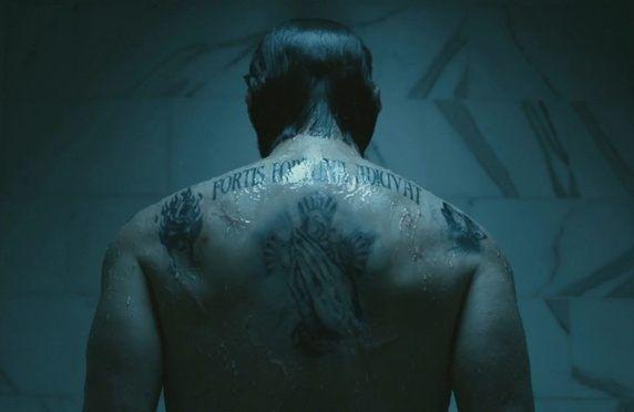 What Do John Wick S Tattoos Mean Quora John Wick Tattoo Fortes Fortuna Adiuvat John Wick Film