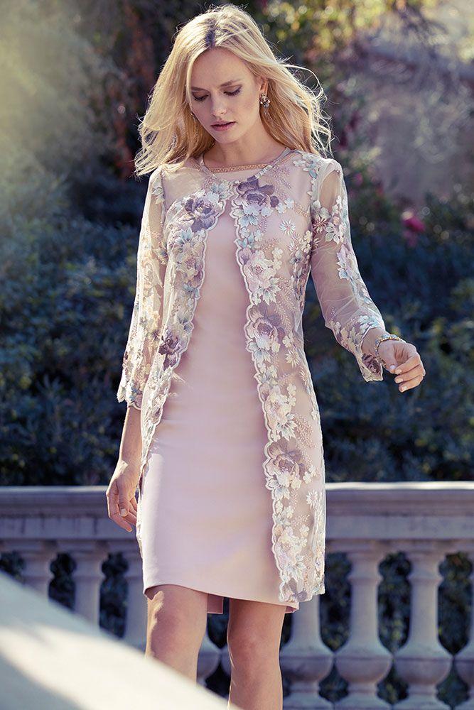 Vestidos cortos elegantes madrid