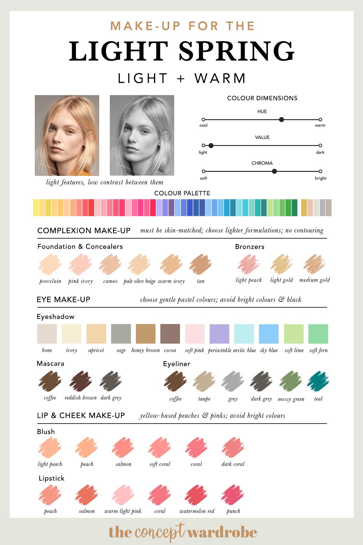 LIGHT SPRING | Make-up Palette