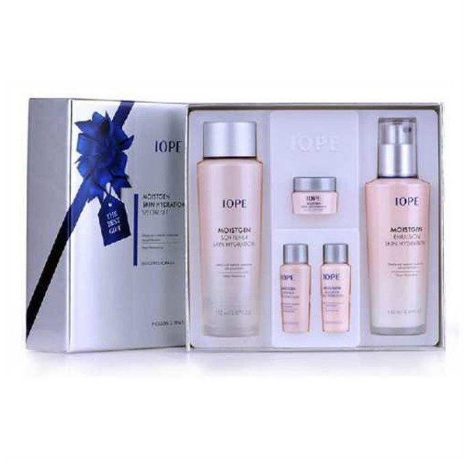 Iope Moistgen Skin Hydration Special Set Korea Cosmetic Ai Global Iope Hydrate Skin Skin Hydration
