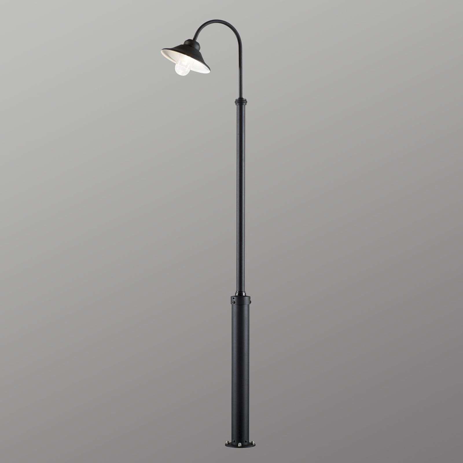 Led Mastleuchte Vega Schwarz Lampion Lichterkette Led Licht Led