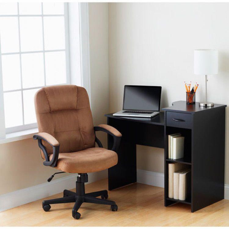 New College Dorm Student Study Desk School Office Furniture Homework Den Laptop Mainstays Contemporary Furniture Home Furniture Home