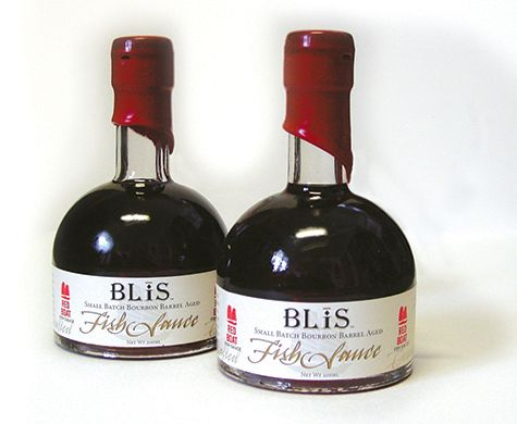 39 scuse me bourbon barrel aged fish sauce blis red boat for Where to buy red boat fish sauce
