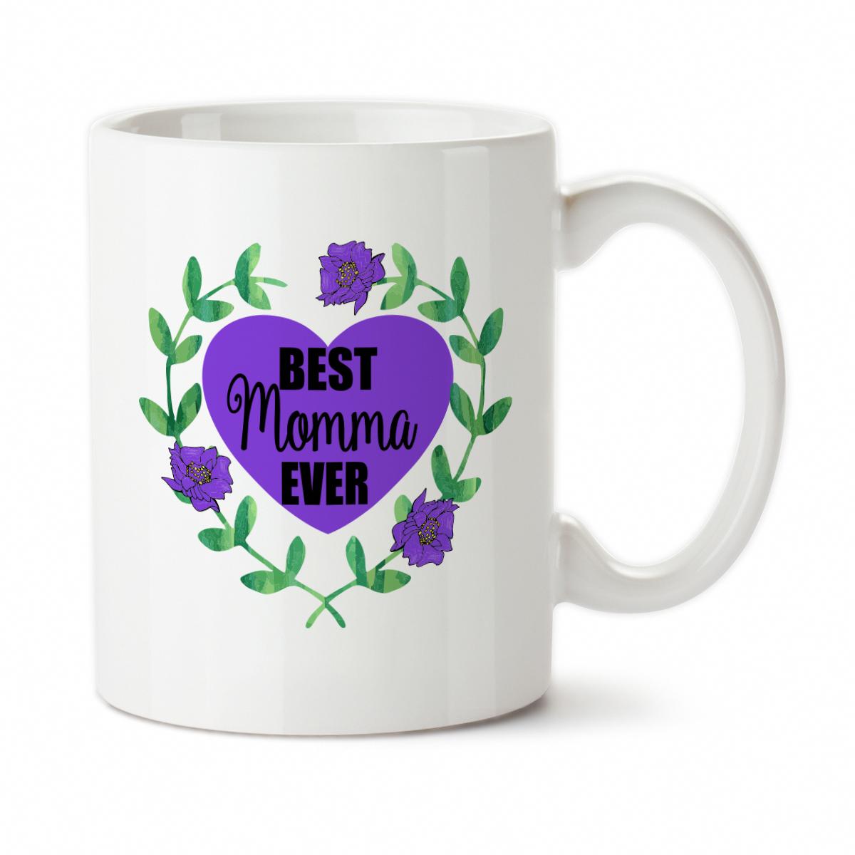 Best Momma Ever, Coffee Mug, Water Bottle, Travel Mug
