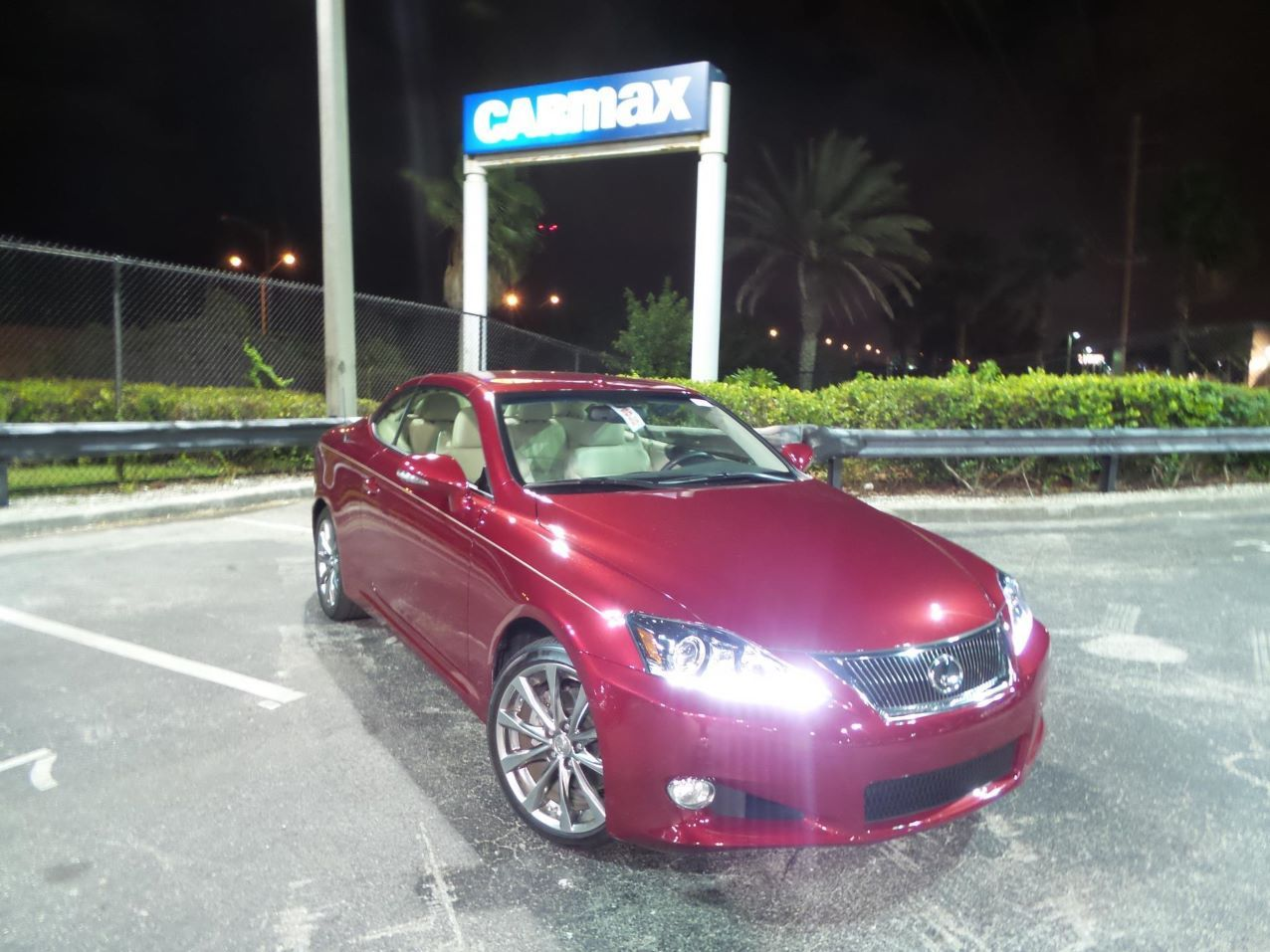 Used 2014 lexus is 250 in orlando florida carmax