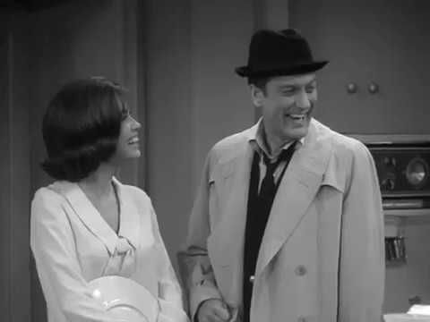 The Dick Van Dyke Show S04E12 The Death Of The Party