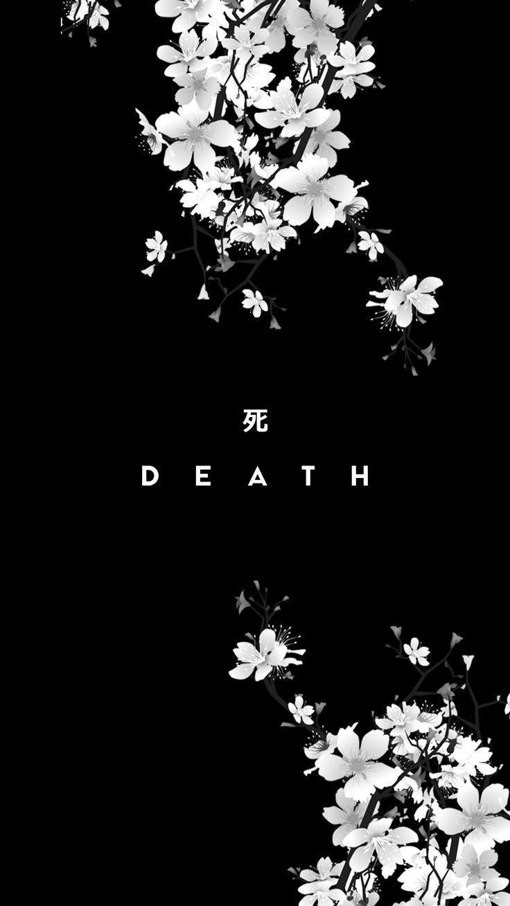 iphonewallpaper anime #hintergrundbildiphone #tapete Morte ...