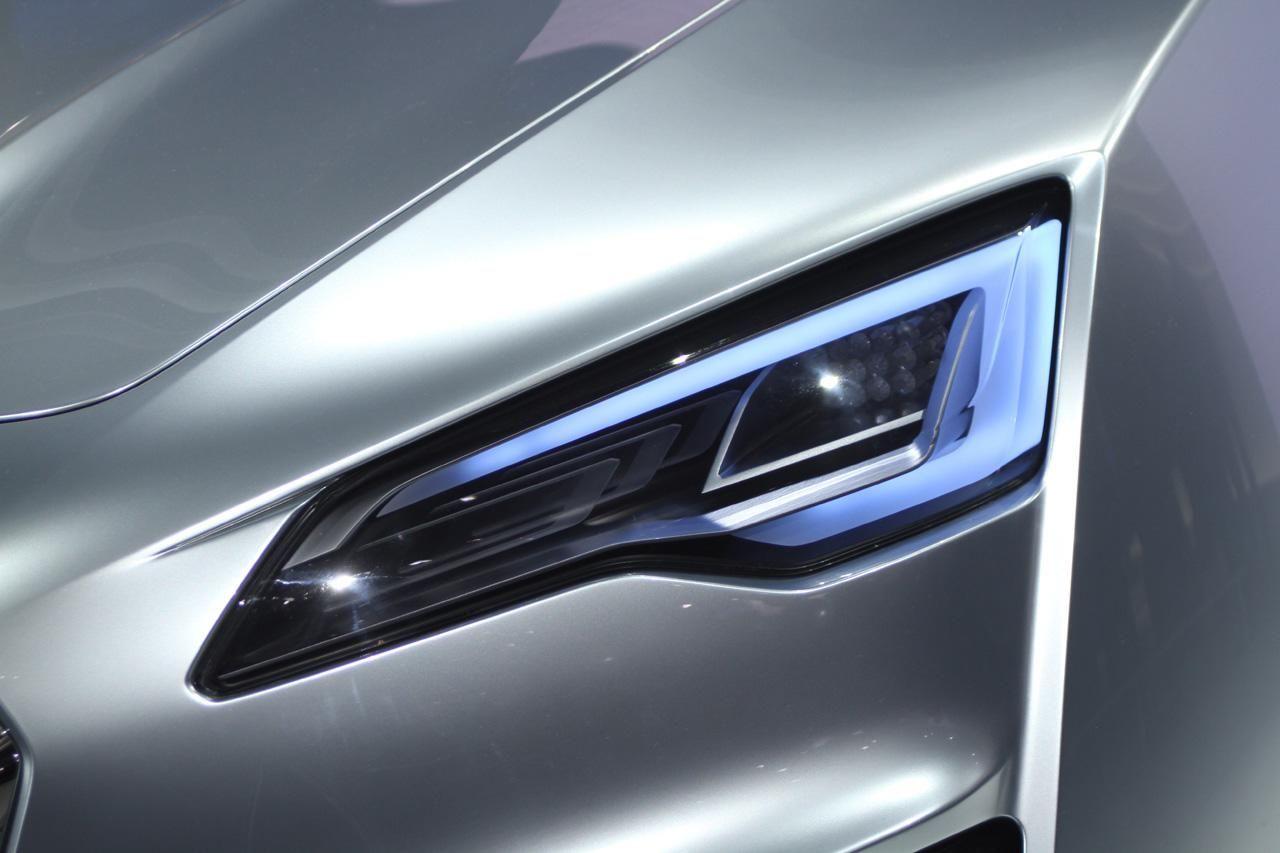 Универсал для C–класса Subaru Advanced Tourer Concept
