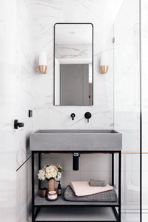 La grande tendance salle de bain sur Pinterest met l\u0027accent sur le