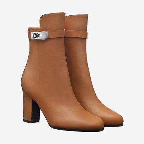 joueuse ankle boot  h142059z 18385  hermes shoes womens