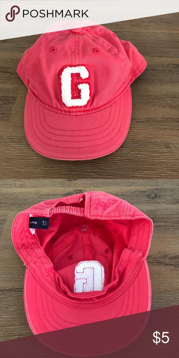 9b5efd477db2 Gap kids red cap size S M Gap kids red cap size S M GAP Accessories Hats