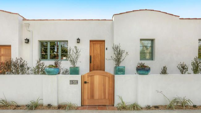 Home Of The Day Moroccan Notes And Spanish Style In Fairfax