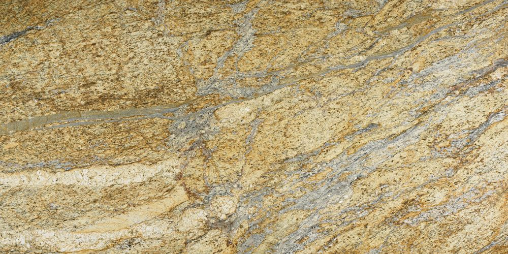 arizona tile carries golden ridge in natural stone slabs and tiles with tones of gold with gray and some white - Stone Slab Canopy Decoration