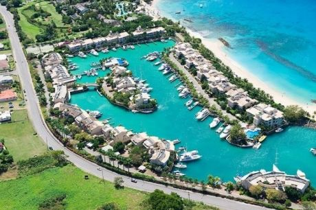 Marina apartment at Port St Charles, Barbados. | Beach ...