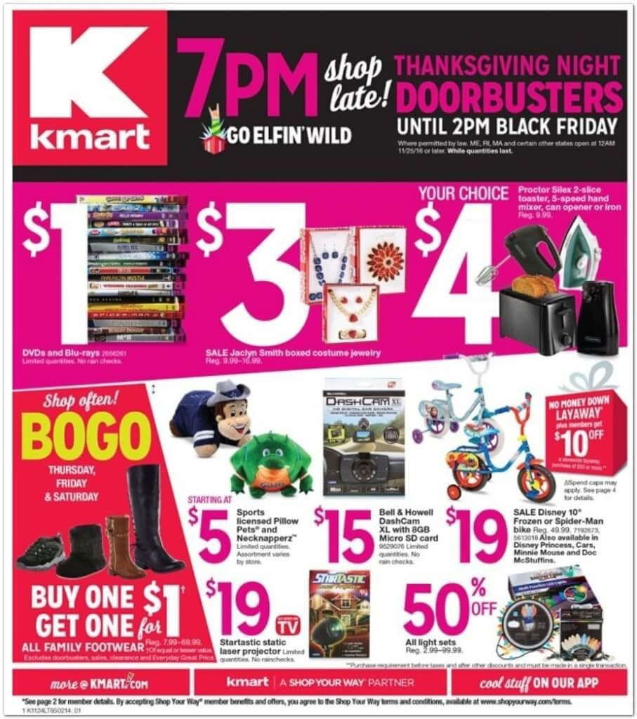 The Best Kmart Black Friday Deals from the Kmart Black