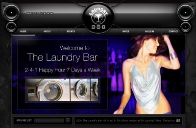 Laundry Bar Miami Beach Fl Whither Wandered Pinterest