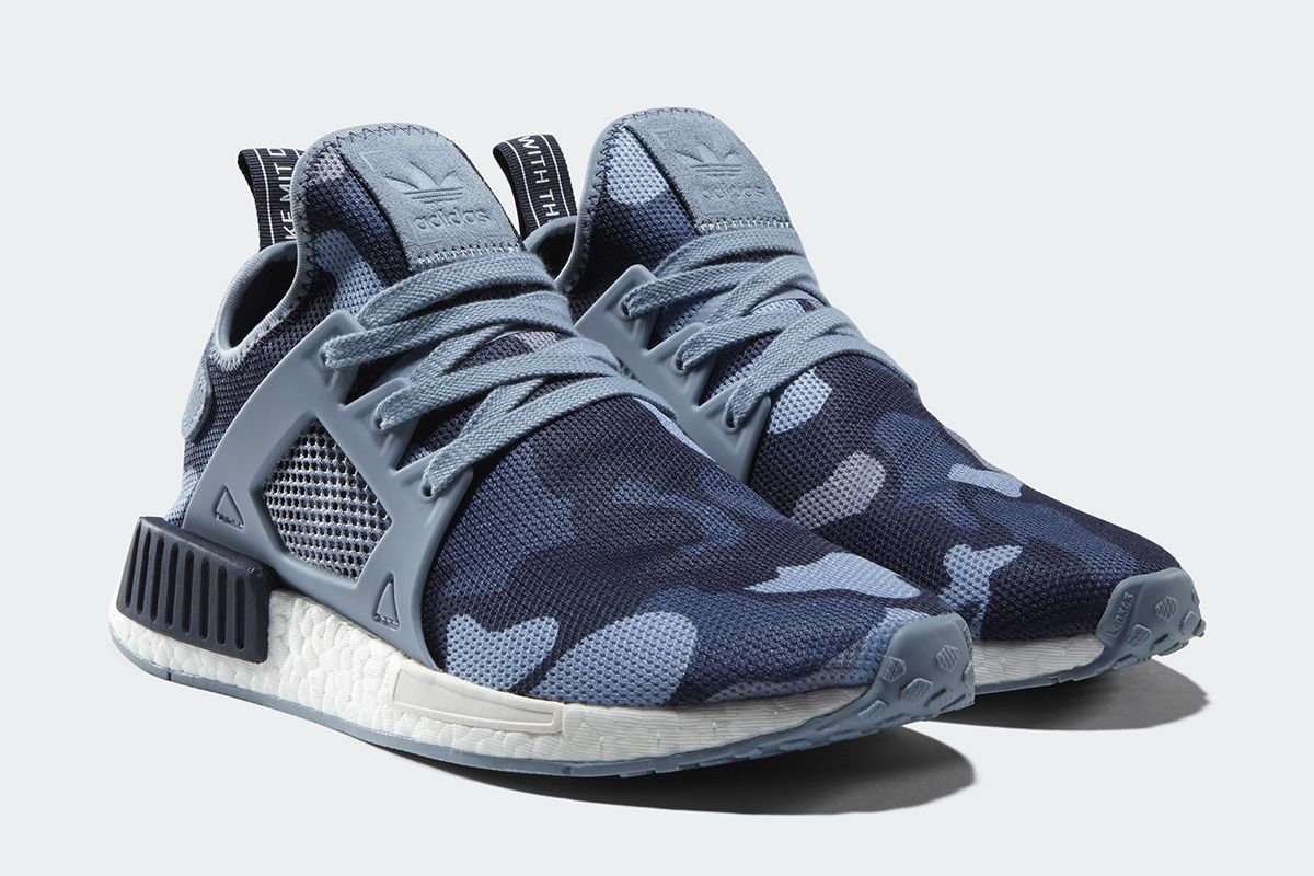 "finest selection 97142 8bf13 adidas NMD XR1 ""Duck Camo"" Pack - EU Kicks Sneaker Magazine"