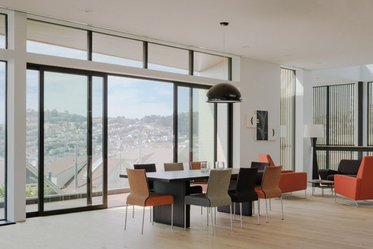 5 Reasons To Bring The Outside In Using Lacantina Doors Interior Design Home Slider Door