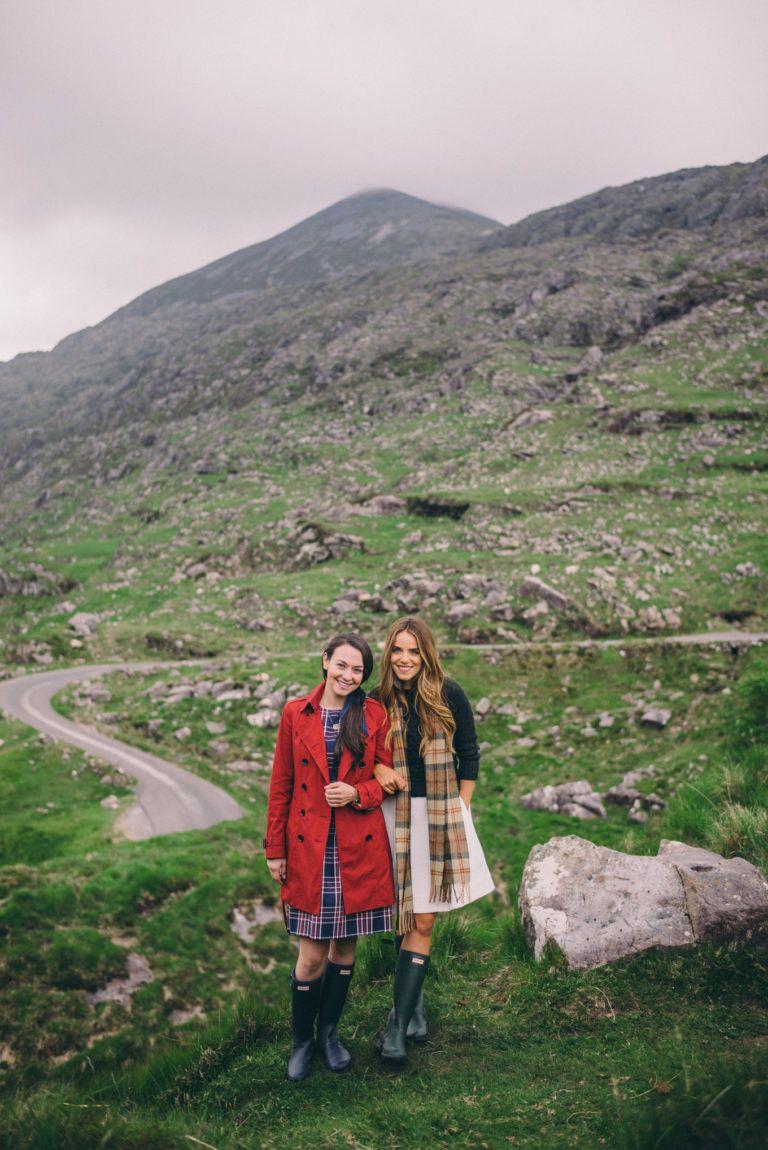 Gal Meets Glam Gap of Dunloe Killarney