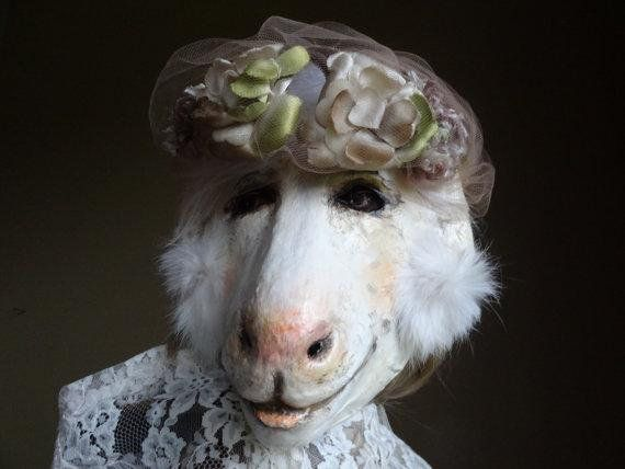 Halloween masks, sheep mask, sheep costume, ram mask, masquerade masks, goat mask, goat costume #sheepcostume