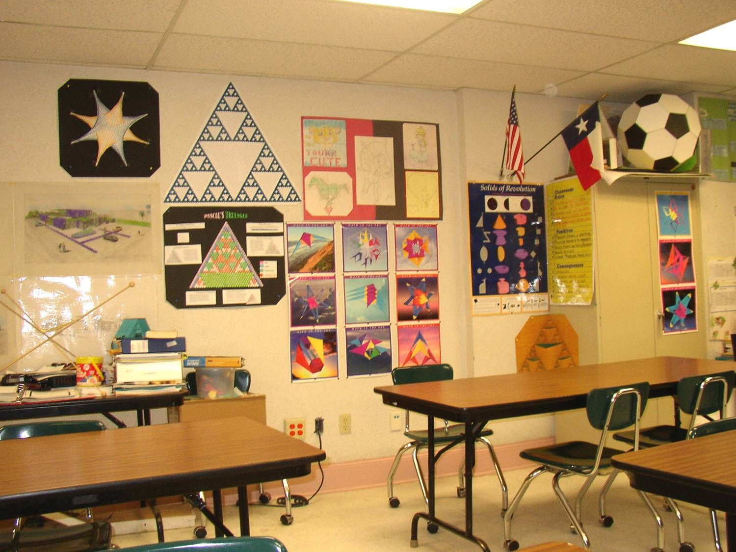 Classroom Decorating Ideas High School Math ~ Inspiring math classroom decorations love the ball a