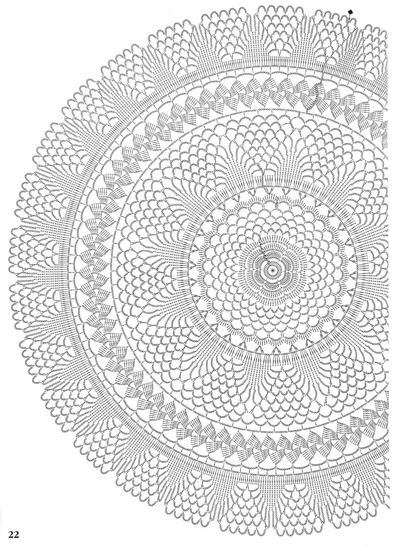 Pin de diyblue en Crochet Doilies   Pinterest   Mandalas, Ganchillo ...