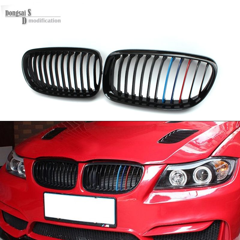 Car Styling Kidney Grill For Bmw 3 Series E90 Lci 4 Door Sedan