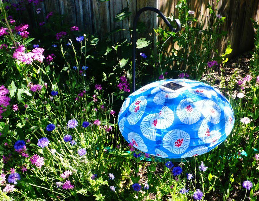 Superb Soji Solar Lantern Japanese Seed Print + Www.allsopgarden.com