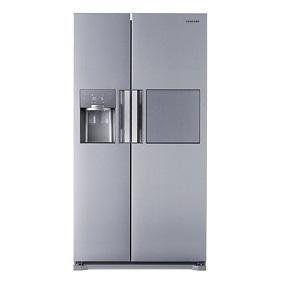 Samsung RS7778FHCSLEF Side-by-Side (353 kWhJahr, 359 L Kühlteil, 184 L Gefrierteil, Premium Optik, A++) edelstahl: Amazon.de: Elektro-Großgeräte