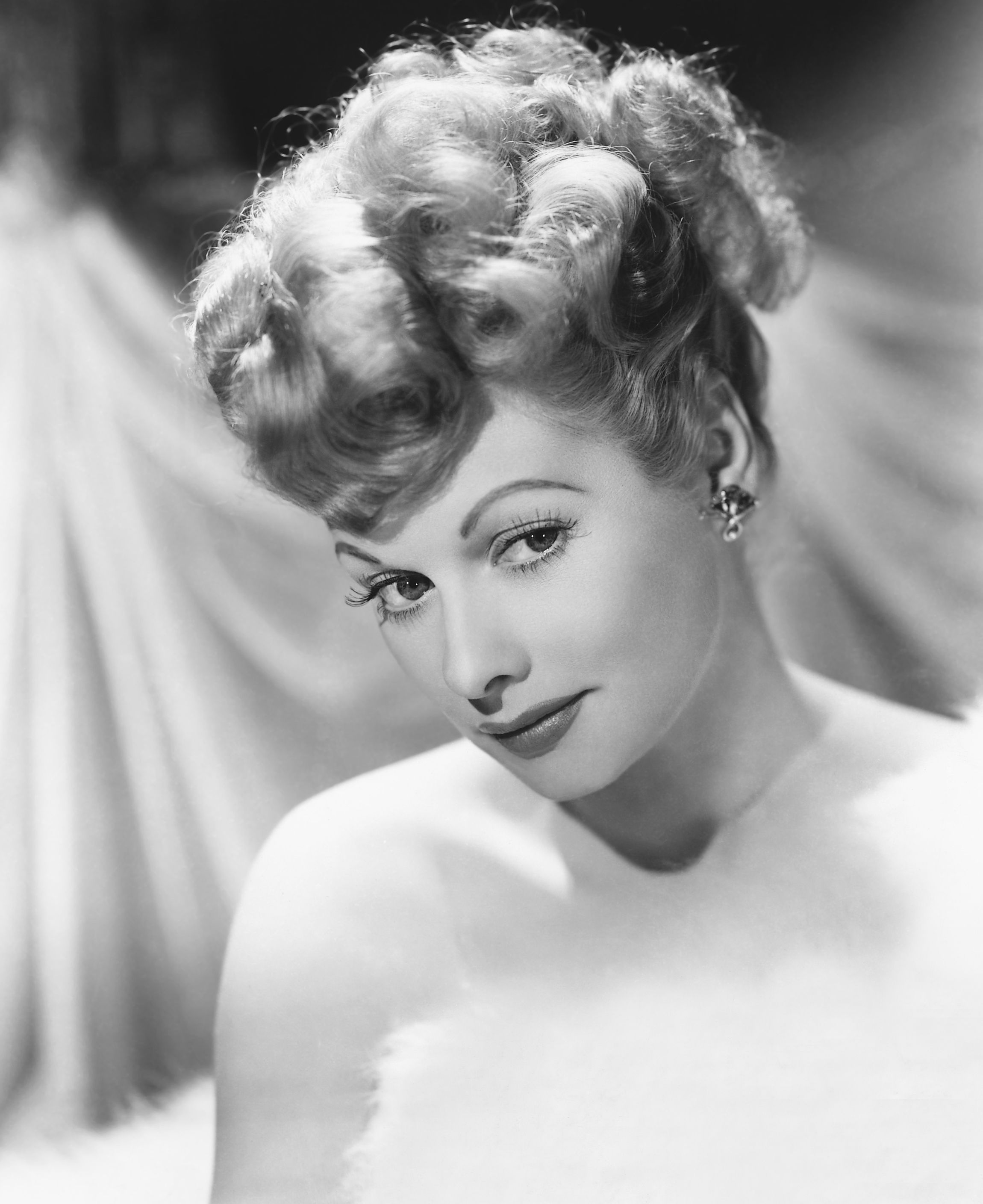 Biography of Lucille Ball
