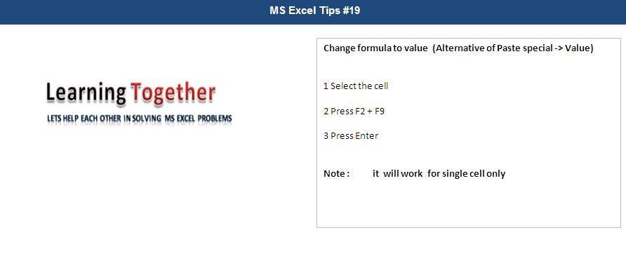Change formula to value Excel VBA Macros  Codes Pinterest