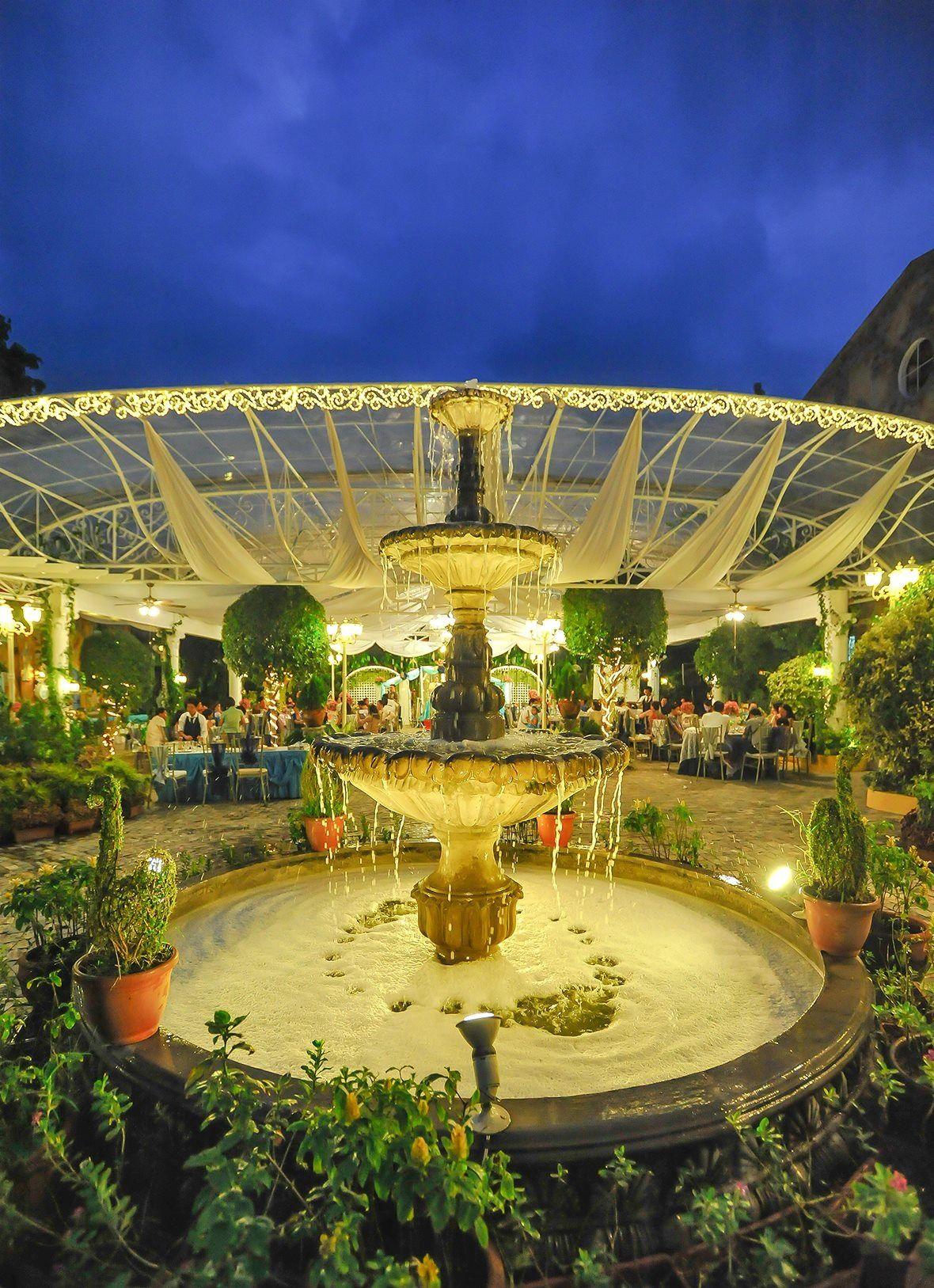 Blue Gardens Wedding And Events Venue Quezon City