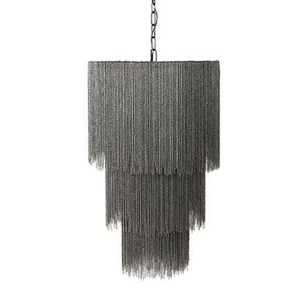 arhaus furniture pinterest lighting 3 tiered chain chandelier