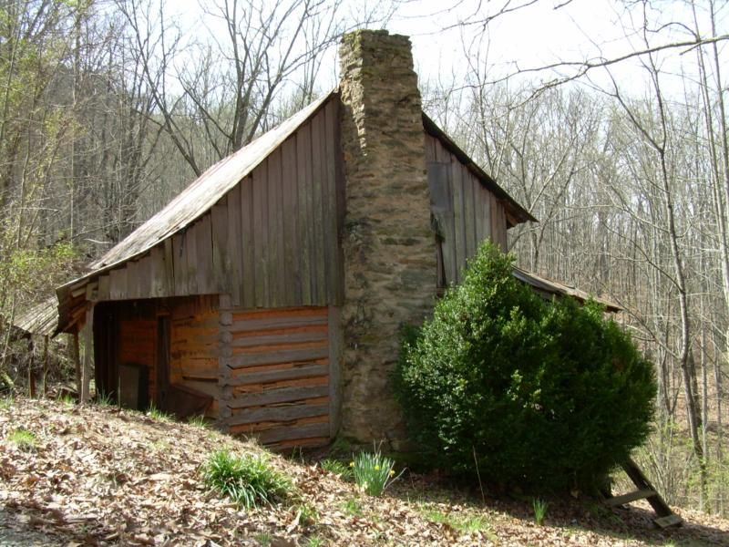 Invest In The Mountains 3 Bedroom Home And Old Log Cabin