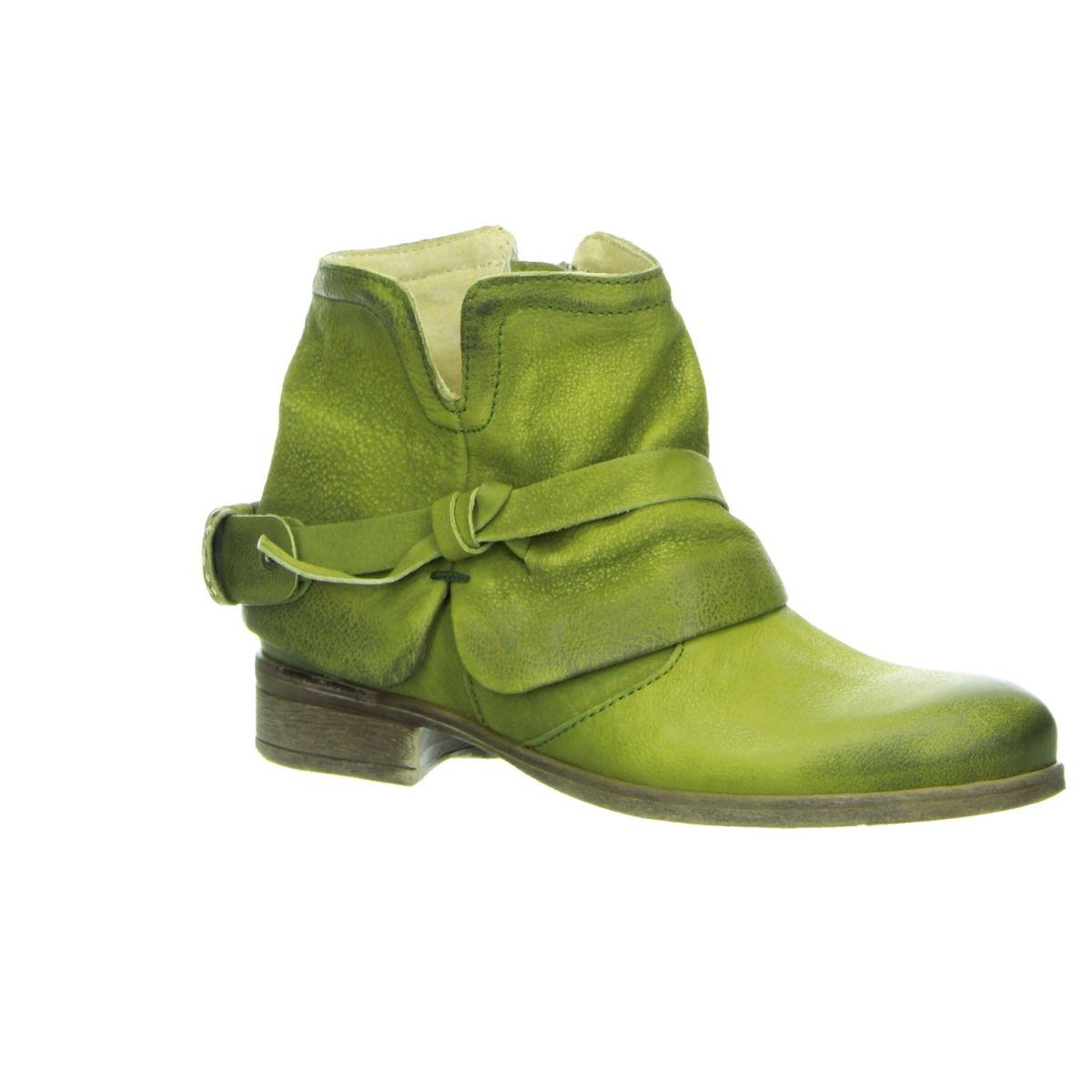 Das Ist Mal Ein Echter Hingucker Grüne Kim Kay Damen Stiefelette Auf Salamander Online De Schuhe Grüne Schuhe Damen Sportschuhe Damen Grüne Schuhe