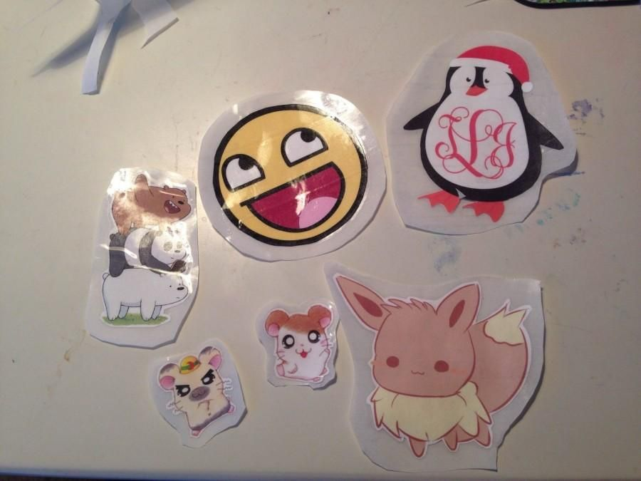 Diy Stickers Diy Stickers Sticker Collection How To Make Stickers
