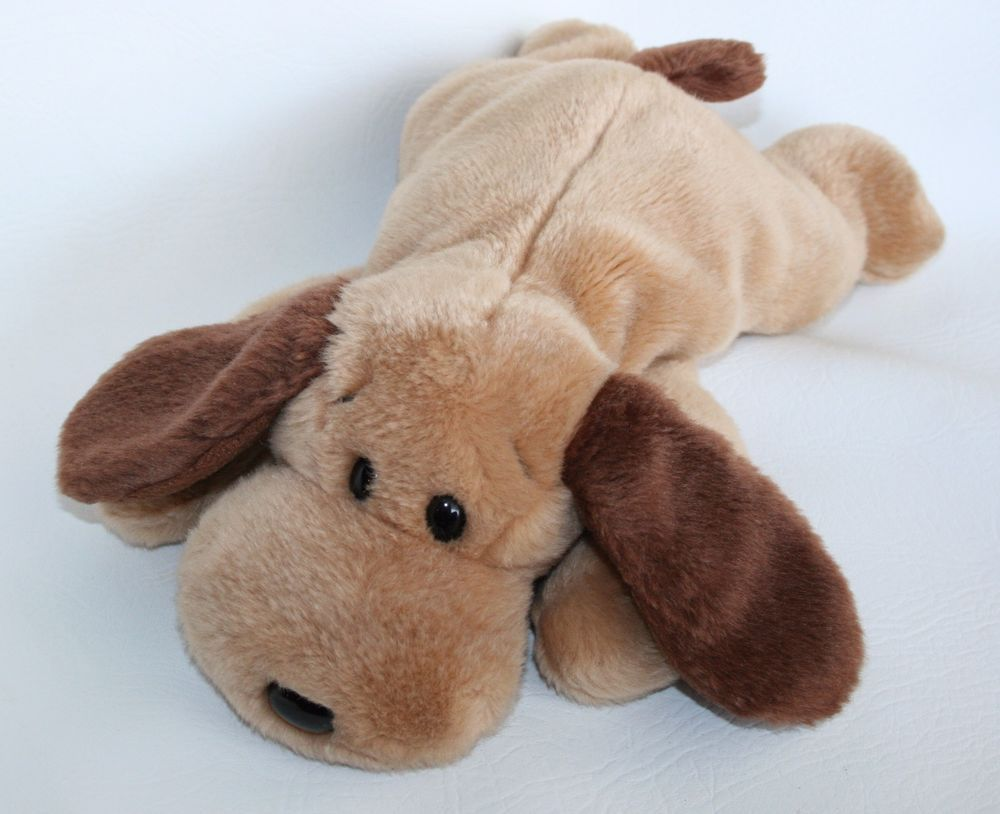 158cafc9fbd BONES BEANIE BUDDIES STUFFED BROWN DOG BY TY PLUSH 14