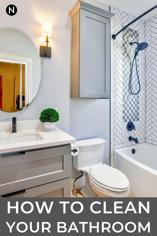 Efficient Bathroom Cleaning Checklist Next Level Gents In 2020 Bathroom Cleaning Bathroom Cleaning Checklist Bathroom