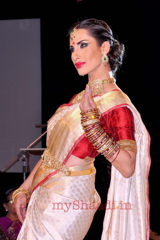 Gaurang Shah's Bridal Wear collection at Lakme India Fashion Week '12 - wedding dress collection | My Shaadi