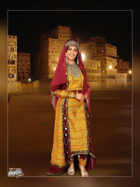 فتيات يمنيات باللباس التقليدي اليمني من كل محافظات اليمن ت باللباس التقليدي اليمني من كل محافظات اليمن Yemeni Clothes Yemen Women Yemen Clothes