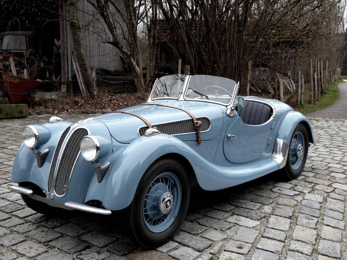 1934 BMW 303 Ihle Sport Roadster