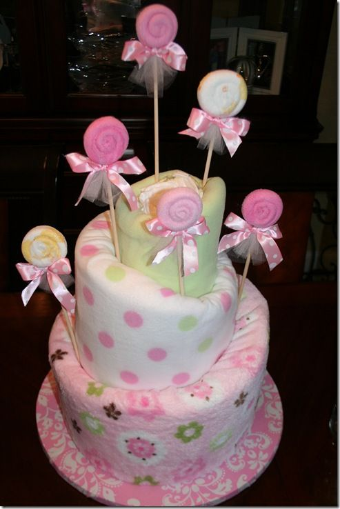 This Is What I Would Want For A Cake Rather Than A Diaper Cake I