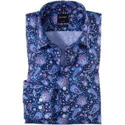 Olymp Luxor Hemd, modern fit, Extra langer Arm, Rot, 43 Olympolymp #cutehairstylesformediumhair