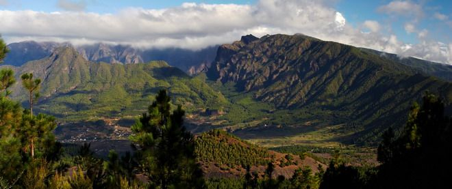 Descubre La Palma con la Ruta de Los Miradores - Canariasenmoto.com