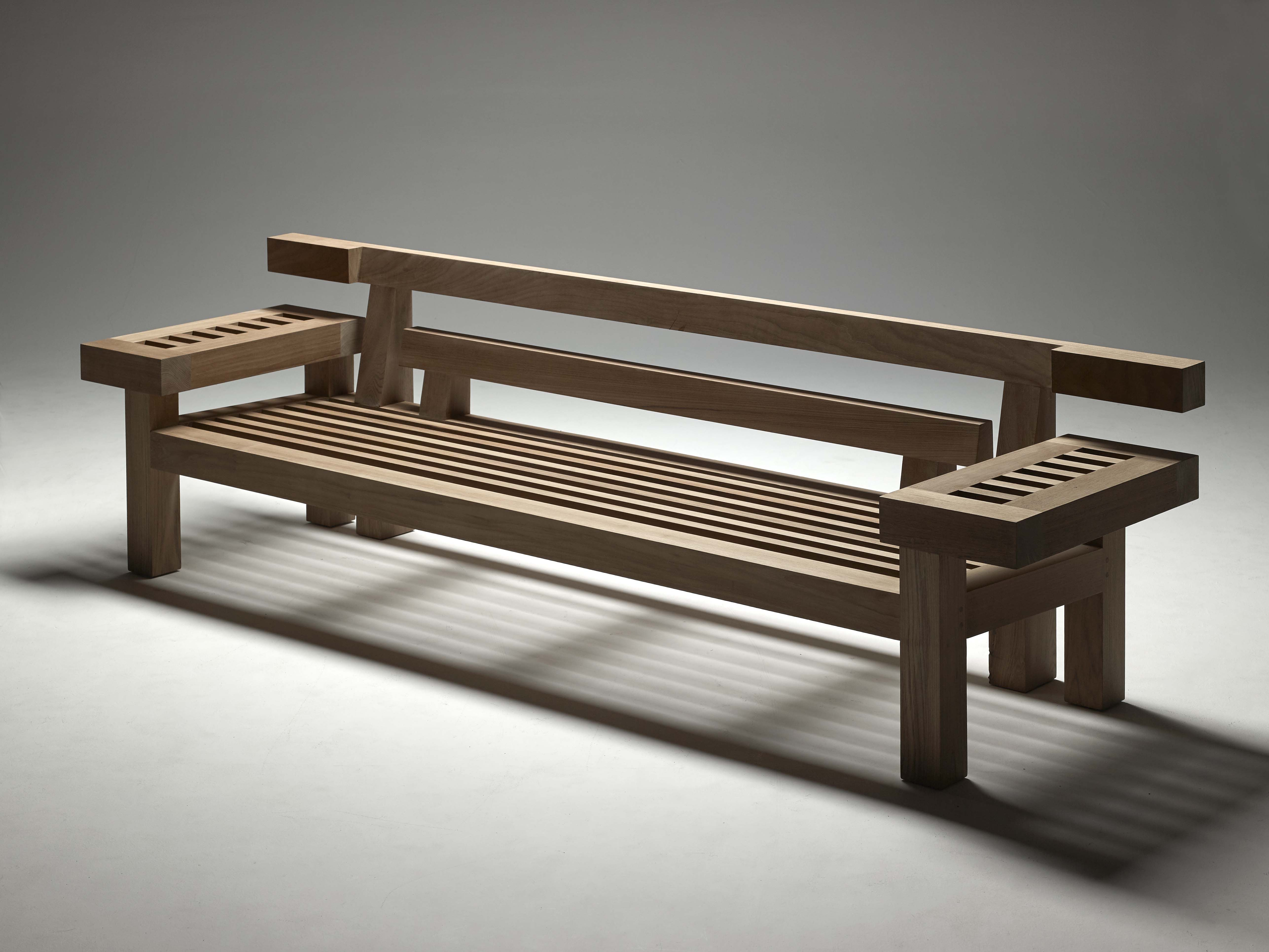... ROYAL BOTANIA Design Louis Benech. From Archiproducts · NARA LOUNGE  BENCH